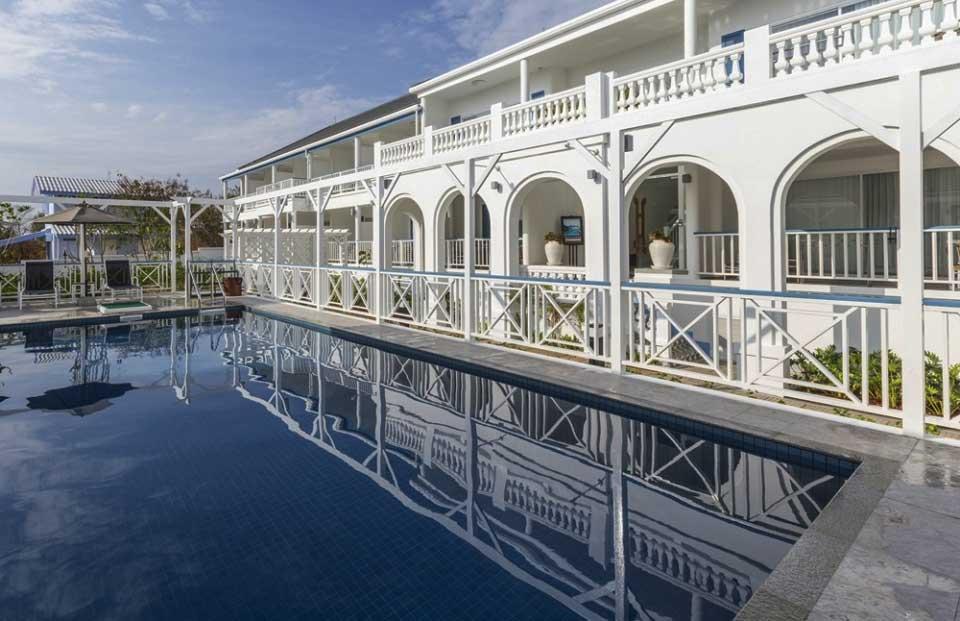โรงแรมซัมแวร์-เกาะสีชัง