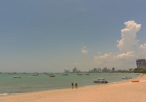 หาดทรายพัทยา