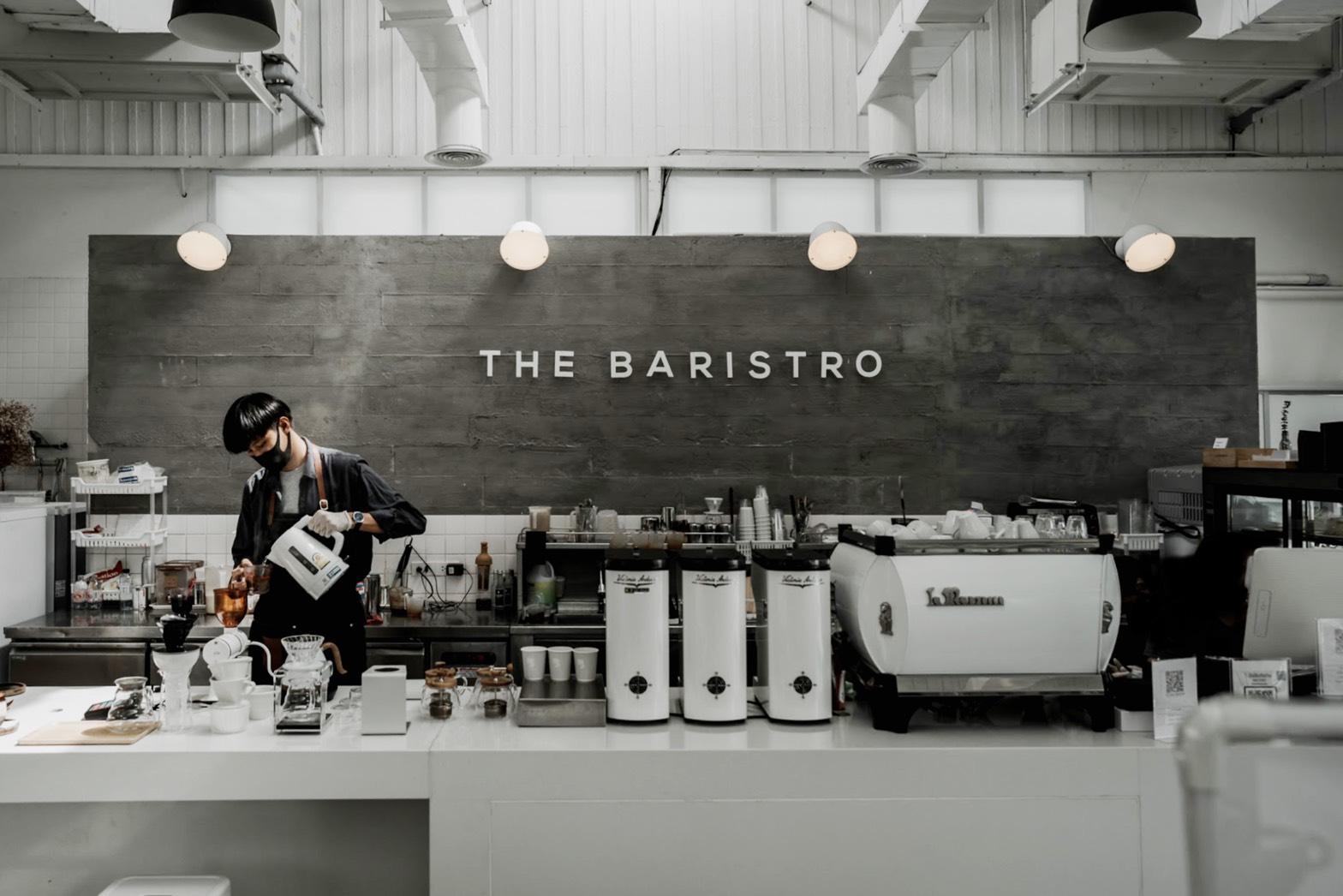 The Baristro At Sriracha